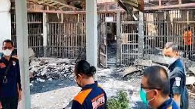 LPSK Dukung Polri Usut Tuntas Insiden Kebakaran Lapas Tangerang