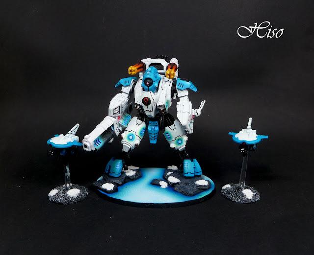 Empire Tau - Ghostkeel