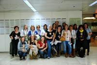 Encuentro de bloggers Barcelona 26 octubre 2013