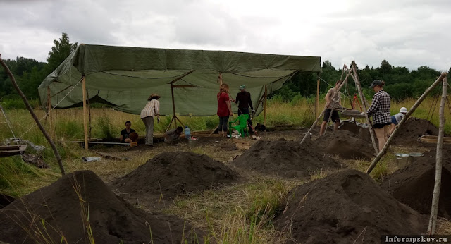 Hundreds of Viking artefacts discovered in northern Russia