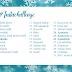 Decemberi #Instachallenge ❄️📷