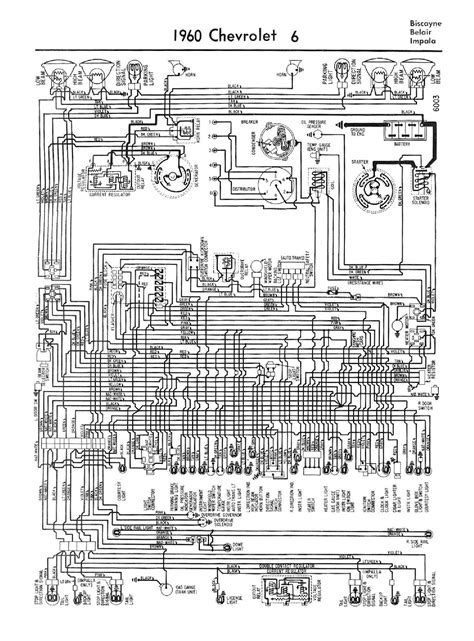 Wiring Diagram Blog  Chevy Wiring Diagrams Automotive Legend