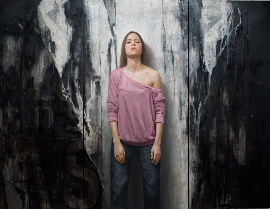 07-In-the-Balance-David-Kassan-Painting-Portraits-to-bring-out-the-Emotions-www-designstack-co
