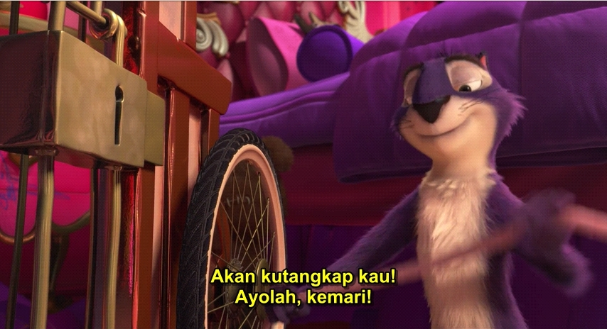 Screenshots Download Film Gratis The Nut Job 2: Nutty by Nature (2017) BluRay 480p MP4 Subtitle Indonesia 3GP Nonton Film Gratis Free Full Movie Streaming