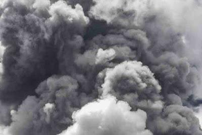 ماذا تفعل اذا استنشقت دخان الحريق؟