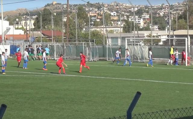 Πρωτάθλημα Νέων: Απόλλων - Πανακρωτηριακός 2-1
