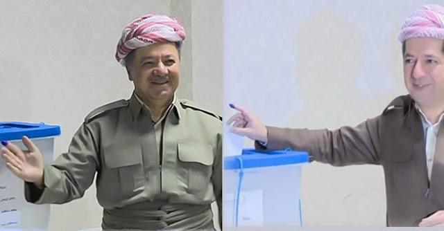 Referandum viraziya Serok Barzani zi raya xo daye
