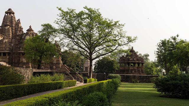 Temples Khajuraho Madhya Pradesh central india