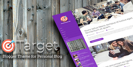Target - Responsive Blogger Templates - Kaizentemplate - Rebuild Another Awesome Blogger Templates