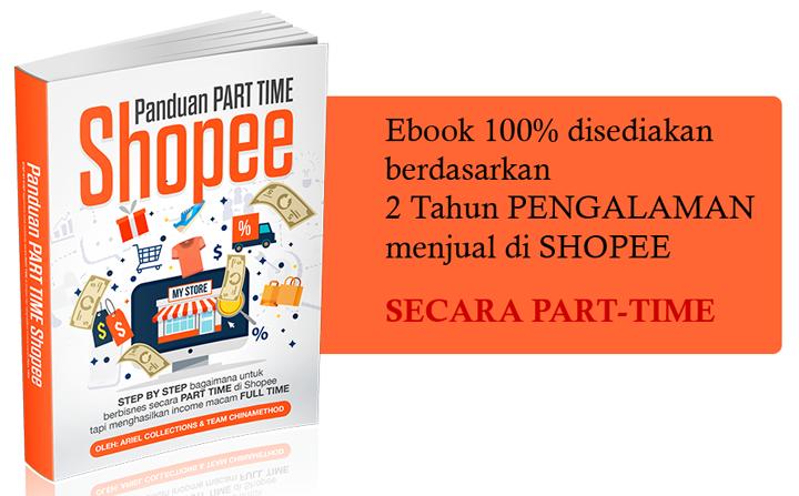 Panduan Cara Jual Barang Secara Part Time di Shopee