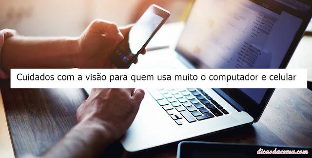 CUIDADOS-VISÃO