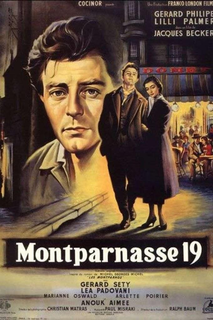 Монпарнас-19 1958