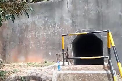 Mengungkap Lebih Detail Terowongan Belanda di Ponorogo