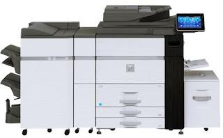 Sharp MX-M904 Printer Driver Downloads - Windows, Mac, Linux