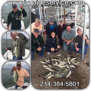 Lake Ray Hubbard Fishing Guide