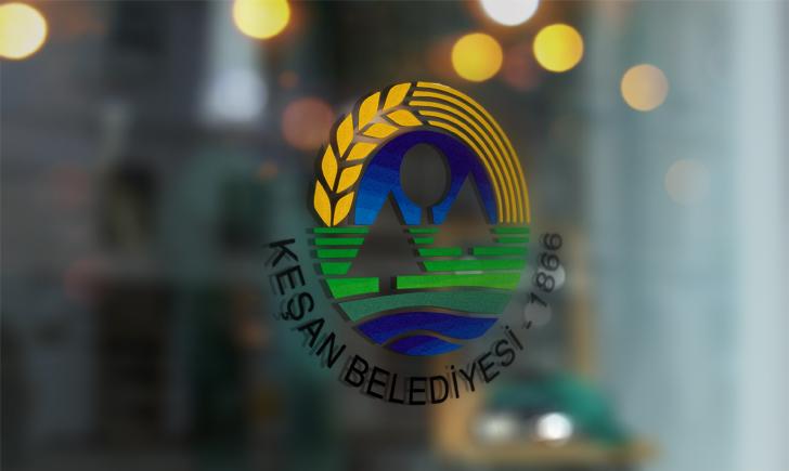 Edirne Keşan Belediyesi Vektörel Logosu
