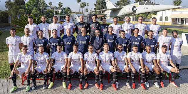 Foto Oficial Sevilla FC 21/22