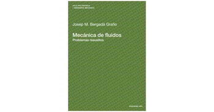 problemario de mecanica de fluidos - josep bergada -pdf