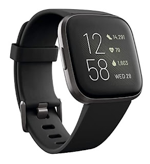 Fitbit Versa 2 Health & Fitness Smartwatch with Heart Rate & more