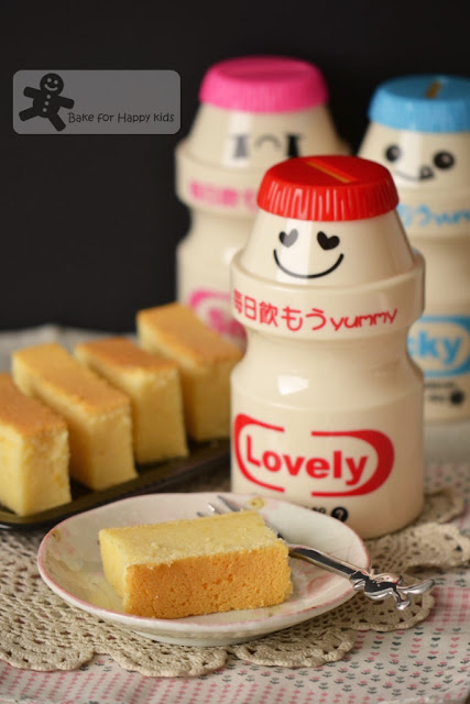 cotton soft milky Japanese cheesecake