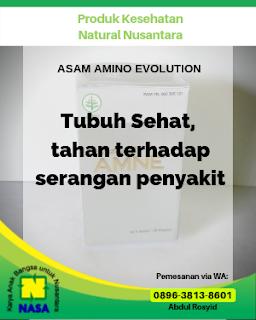 Asam Amino Evolution 30 Kapsul