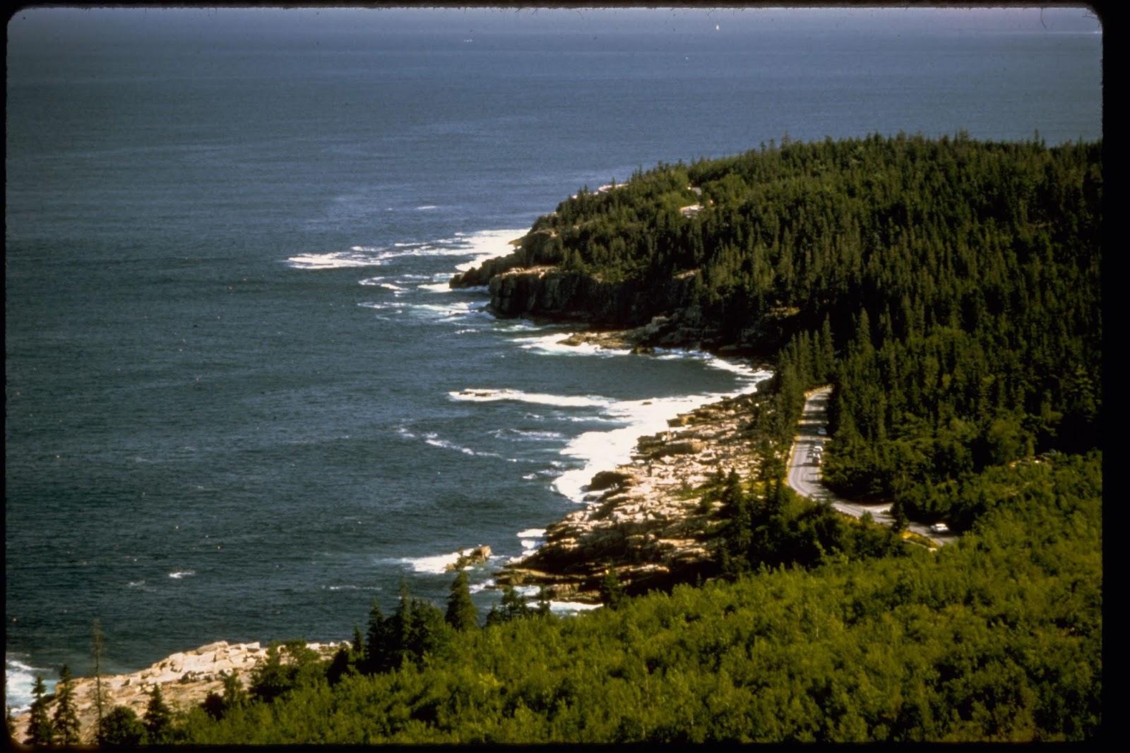 Public domain Windows Desktop wallpapers from US National Parks photos