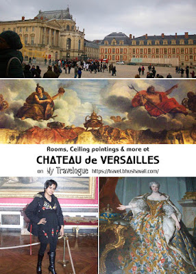 Rooms names, Ceiling Paintings of Palace of Versailles Pinterest
