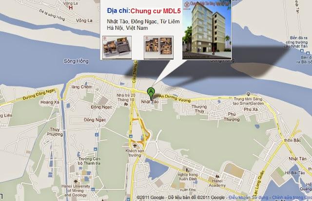 Vị trí, ưu điểm của chung cư mini Minh Đại Lộc 5