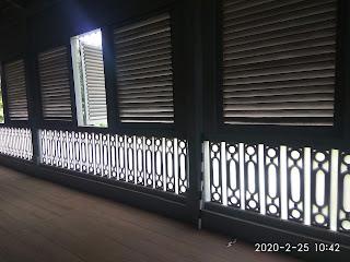 Lantai 2 bagian belakang