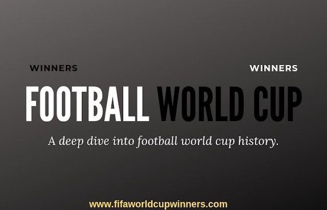 Football World Cup Winners
