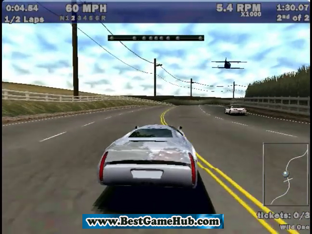 Need for Speed 3 Hot Pursuit Torrents Game Free Download