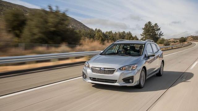 2017 Subaru Impreza 5 Door Reviews