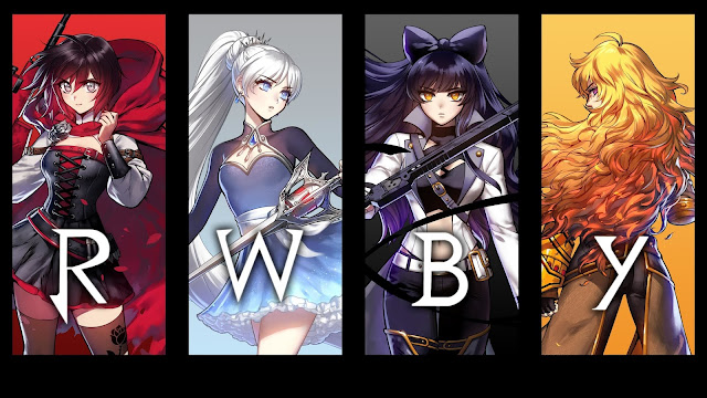 RWBY characters to watch in Amazon Prime 30 day free trial