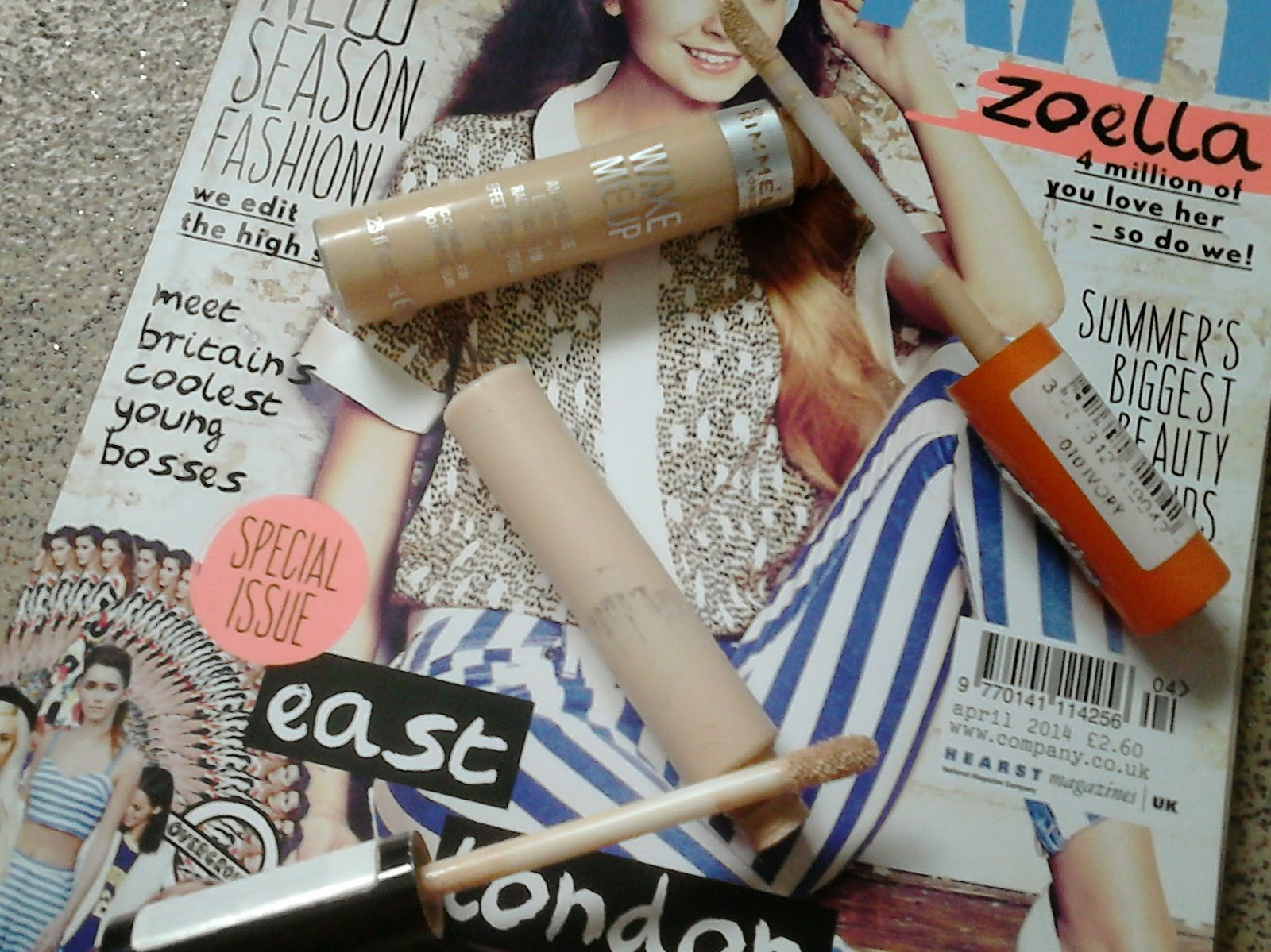 My Drugstore Concealer Duo