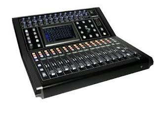Mixer digital Topp pro dm 24.8