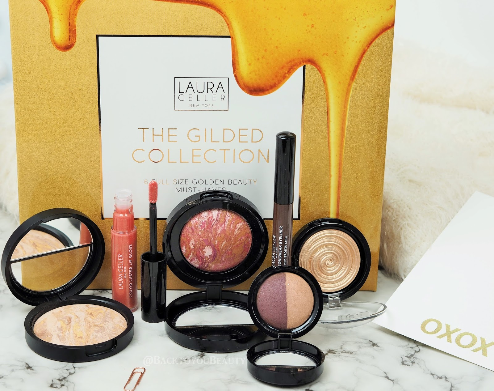 Laura Geller Tsv - The Gilded Collection