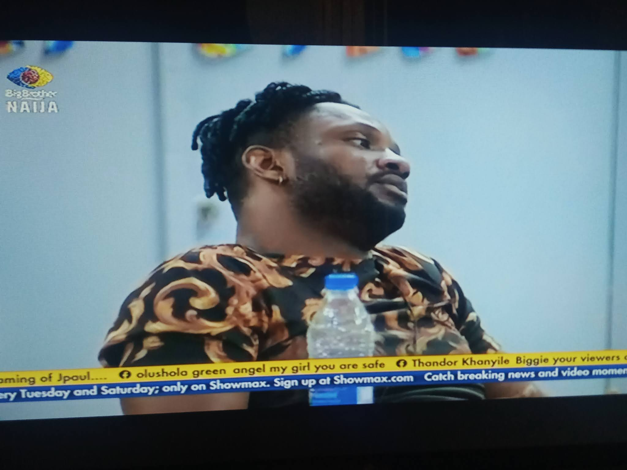 I have not seen my brothers since 2018 because my friends are like my siblings - Cross tells Pere