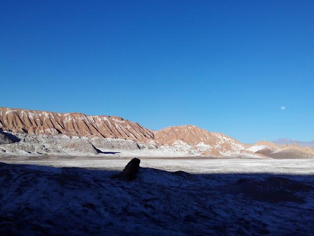 Valle de la Luna Atacama