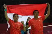 Leani Ratri Oktila/Hary Susanto Persembahkan Emas Kedua untuk Indonesia