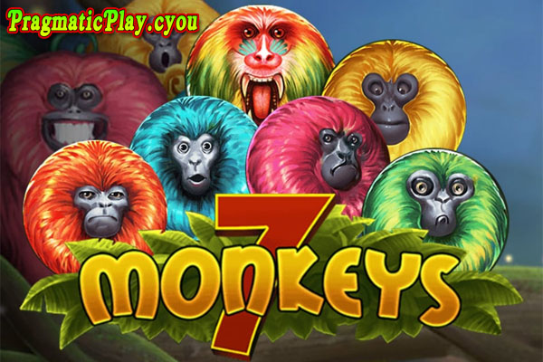 7 Monkeys Slot Demo