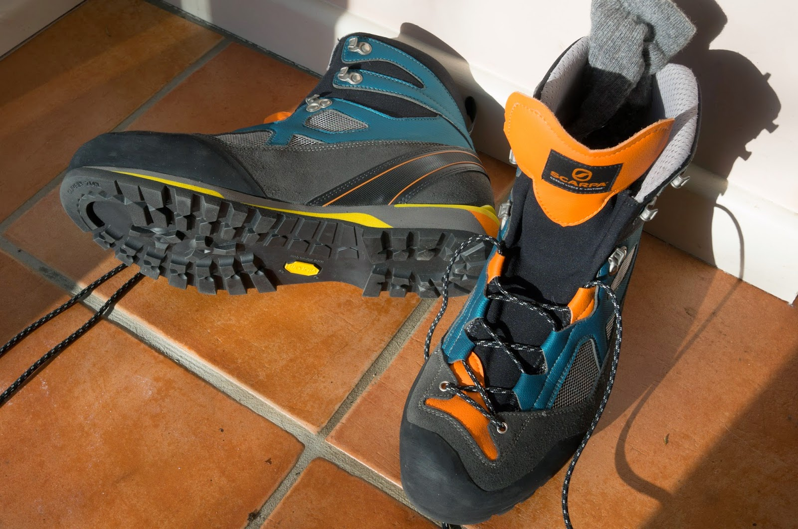 sports shoes 2659f 0c69b BlogPM: New light weight boots from Scarpa