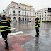1.900 militares recorren las calles de 28 ciudades, incluida Vitoria