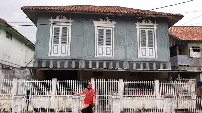 Menjejak di Kampung Arab Palembang