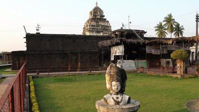 draksharamam temple accommodation
