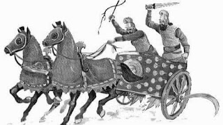 The scythed chariot, a war chariot which had a blade on both ends of the axle was invented by Ajatashatru and was used by him to fight against the Licchavi Republic.