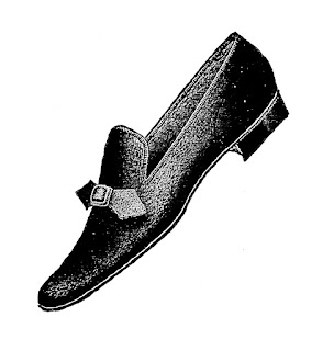 shoe slipper fashion women image digital clip art