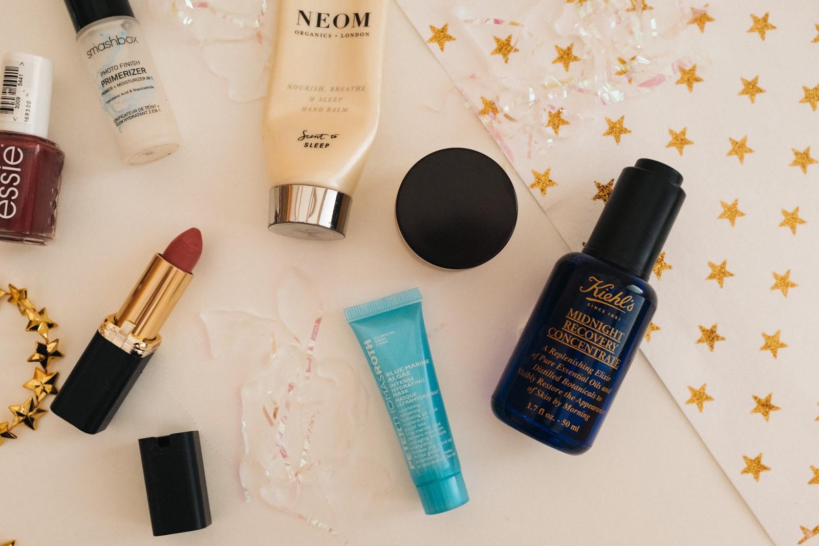 Winter Beauty Favourites Blogger