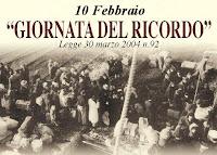 Giorno del Ricordo delle Foibe e dell'Esodo Giuliano – Dalmata