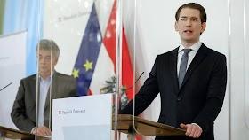 """النمسا تحصل على مليون جرعة من لقاح """" فايزر – بيونتك """" فى الربع الثاني من العام الجاري"""
