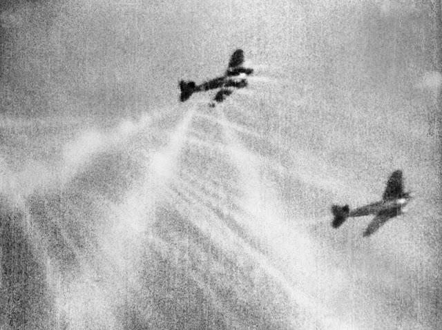 25 September 1940 worldwartwo.filminspector.com gun camera footage